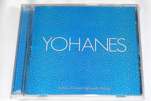 Yohanes / The Gospel of John in Indonesian Language  MP3 CD Recording Dramatized with Sound Effects, Music, and Orchestra / Ketika Firman Menjadi Hidup  Alkitab Terjemahan Baru TB LAI 1974 Text  / The Word Becomes Life
