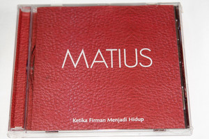 Matius / The Gospel of Matthew in Indonesian Language MP3 CD Recording Dramatized with Sound Effects, Music, and Orchestra / Ketika Firman Menjadi Hidup / Alkitab Terjemahan Baru TB LAI 1974 Text / The Word Becomes Life (8997005521031)
