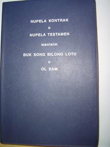 Nupela Kontrak: Nupela Testamen Wantaim Buk Song Bilong Lotu-Ol Sam