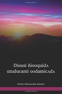 Northern Tepehuan Language New Testament / Diuusi ñiooquidʌ utuducami oodamicʌdʌ (NTPTBL) / Northern Tepehuan 1981 Edition / Mexico