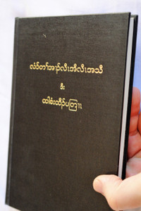 Sgaw Karen New Testament with Psalms / A New Translation in Common Language / Burma /  S'gaw Karen language of Myanmar and Thailand / စှီၤ/ကညီကျိာ်