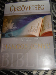 Hungarian New Testament on MP3 Károli / Magyar Újszövetség Hangoskönyv MP3