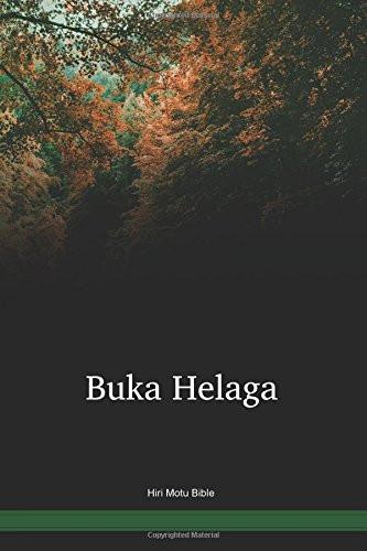 Hiri Motu Language Bible / Buk Baibel long tokples Motu long Nuigini (HMOPNG) / Hiri Motu 1994 Edition / Papua New Guinea