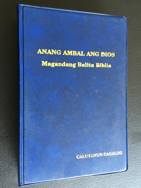 ANAG AMBAL ANG DIOS / Magandang Balita Biblia / The New Testament in Caluyanun and Tagalog / Philippines