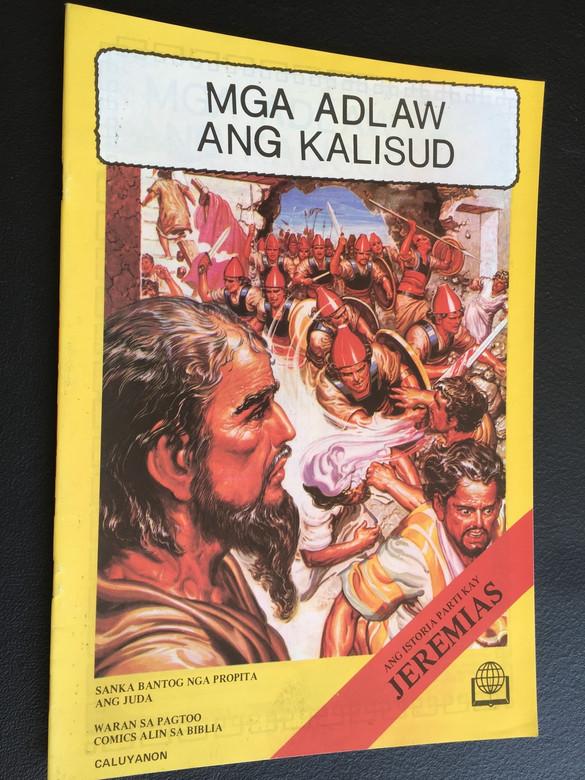 MGA ADLAW ANG KALISUD / ANG ISTORIA PARTI KAY JEREMIAS / The story of Jeremiah in Caluyanon / Philippines