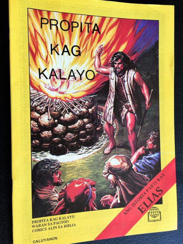 PROPITA KAG KALAYO / ANG ISTORIA PARTI KAY ELIAS / The story of Elijah in Caluyanon / Philippines