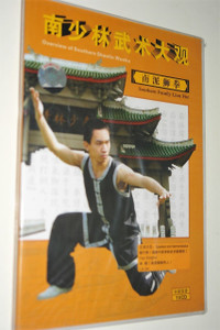 Overview of Southern Shaolin Wushu / Southern Family Lion Fist / VCD / 南少林武术大观:南派狮拳