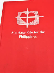 Marriage Rite for the Philippines / For Filipino Catholics
