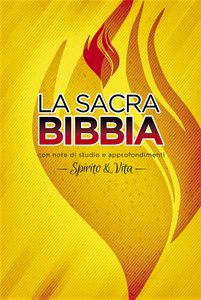 The Full Life Study Bible in Italian Language – The Spirit Filled Fire Bible / Hardcover / Concordance / Color Maps / Bibbia da studio con note di studio e approfondimenti Spirito & Vita Cartonata a Colori / Taglio bianco
