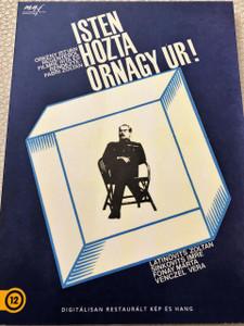 Isten hozta, őrnagy úr! (1969) / The Tot Family / Rendező: Fábri Zoltán / Író: Örkény István / színes magyar tragikomédia