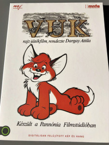 Vuk (1981) / Vuk The Little Fox / with ENGLISH SUBTITLE / Director: Dargay Attila / Hungarian Cartoon / Magyar animációs mesefilm / Író: Fekete István