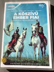 A kőszívű ember fiai DVD / Director: Várkonyi Zoltán / FELÚJÍTOOT KÉP ÉS HANG / Iro: Jókai Mór / Hungarian Audio with ENGLISH Subtitle / Historical Adventure Film Hungary