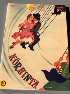 Körhinta (1955) DVD Hungarian / Merry-Go-Round / Rendező: Fábri Zoltán / Író: Sarkadi Imre / English Subtitle