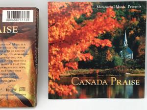 Canada Praise CD / Maranatha! Music 1999 Canada Division Thomas D. Vegh