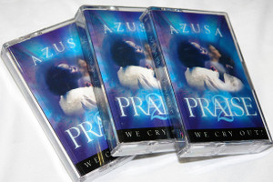 Azusa Praise 2 We Cry Out / Carlton Pearson / Gathering Of The Eagles Conference 2002 Anointed Praise and Worship Audio Cassette