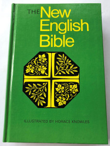 The New English Bible with Illustrations by Horace Knowles / Printed in Great Britain