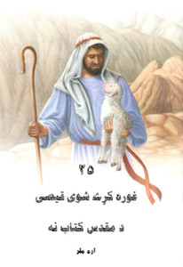 25 Favorite Stories From the Bible for Children by Ura Miller / Afghan Pashto Language Edition / Afghanistan /  ۲۵ د بیت المقدس پیروي کوي