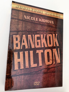 Bangkok Hilton 260 minutes full movie Nicole Kidman, Ken Cameron / European Region 2 PAL DVD / English and Hungarian audio options / Australian mini-series 1989