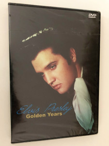 Elvis Presley / Golden Years DVD / Marion Keisker, Sam Phillips / Released in 2003