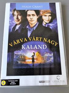 An Awfully Big Adventure DVD 1995 / Hugh Grant, Alan Rickman / Mike Newell / Várva várt nagy kaland