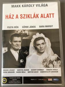 Ház a sziklák alatt DVD / magyar filmdráma, 93 perc, 1958 / Director: Makk Károly / Actors: Görbe János, Psota Irén, Bara Margit, Bárdy György, Szirtes Ádám