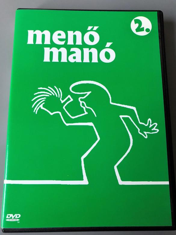 Menő Manó 2. / La Linea 2 / Italian Cartoon 1972 (5999883108086)