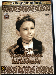 Kincskereső kisködmön 1968 DVD / Director: Katkics Ilona / magyar filmdráma / Móra Ferenc Regénye Nyomán / Kötelező Olvasmányok Sorozat / Audio: Hungarian, Subtitles: Hungarian, English / Kötelező olvasmányok (5999542819575)