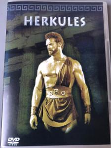 Hercules DVD (1958) Herkules / Peplum Film / Directed byPietro Francisci / Starring: Steve Reeves, Sylva Koscina, Gianna Maria Canale, Fabrizio Mioni / Based on The Argonauts by Apollonius of Rhodes