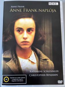 The Diary of Anne Frank - Anna Frank naploja 1987 BBC Tv Series / Region 2 PAL DVD / Audio: English, Hungarian / Subtitles: Hungarian, English / Janet Amsbury; Nigel Anthony; Elizabeth Bell; Christopher Benjamin / Director: Gareth Davies (5999545585682)