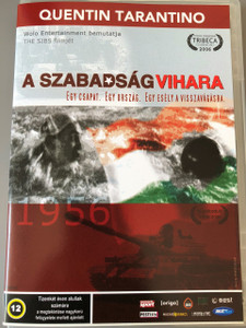 A szabadság vihara (2006) Freedom's Fury / Hungarian vs USSR Water Polo Documentray / ENGLISH and HUNGARIAN Audio / Region 2 PAL / Ahogy az oroszok mondják: vízi póló njet ping pong! / considered the most famous match in water polo history