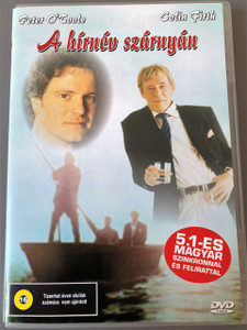 Wings of Fame 1993 - Colin Firth - A hírnév szárnyán / Region 2 - DVD (English and Hungarian Sound Options) / Starring: Peter O'Toole, Colin Firth / Director: Otakar Votocek / Subtitle: Hungarian  UPC 5999553600445