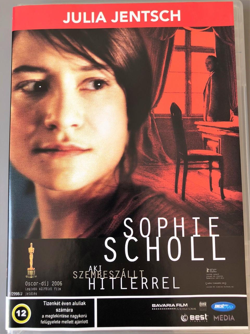 Alle Filme Mit Queen Latifah sophie scholl - die letzten tage dvd 2005 / sophie scholl - aki  szembeszállt hitlerrel / german historical drama film directedmarc  rothemund and