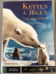 Artic Tale DVD 2007 / Ketten a jégen Sarkvidéki történet / Directed by Adam Ravetch, Sarah Robertson / Documentary film from the National Geographic Society about the life cycle of a walrus and her calf, and a polar bear and her cubs / Starring: Queen Latifah, Katrina Agate, Zain Ali (5998133132338)