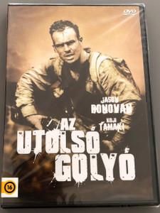 The Last Bullet (1995) Az utolsó golyó / Directed by Michael Pattinson / Starring: Jason Donovan, Kōji Tamaki, Charles Tingwell / English and Hungarian Sound Options / European Region 2 PAL DVD Edition (5999883048634)