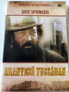 Aranyeső Yuccában DVD 1981 HUNGARIAN ONLY OPTIONS / Buddy Goes West - Occhio alla penna / Comedy - Spaghetti Western / Bud Spencer, Amidou / Directed by Michele Lupo (5999545581615)