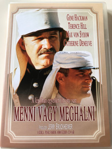 Menni vagy meghalni DVD 1977 (March or Die) / HUNGARIAN SUBTITLES ONLY / TERENCE HILL / Directed by Dick Richards (5999546330090)