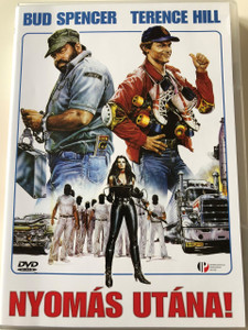 Nyomás utána! DVD 1983 (Nati con la camicia) / HUNGARIAN SUBTITLES ONLY / Starring: Terence Hill Bud Spencer Buffy Dee / Directed by Enzo Barboni (5999544506109)