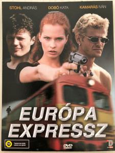 Európa Expressz DVD 199 / Hungarian action-thriller / Directed byHorváth Csaba / Starring: Kata Dobó, Iván Kamarás, Rátóti Zoltán, Stohl András