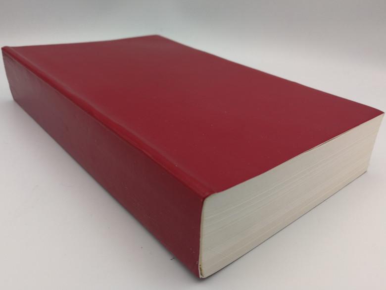 Tibetan - English New Testament / Tibet Bible Society / Paperback NIV paralell with Tibetan Text and Script / Tibet China (TibetanEnglishNT)