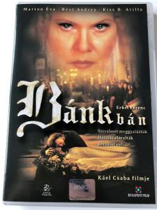 Bánk bán 2002 DVD / Directed by Káel Csaba / Starring: Marton Éva; Rost Andrea; Kiss B. Attila; Kováts Kolos / Budapest Film (5999544249271)