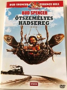 Ötfős hadsereg DVD 1969 (Un esercito di 5 uomini) / The Five Man Army / Audio: Hungarian and English / Subtitle: Hungarian Only / Starring: Peter Graves, James Daly, Bud Spencer, Nino Castelnuovo and Tetsuro Tamba / Directed by: Don Taylor (5999882817859)
