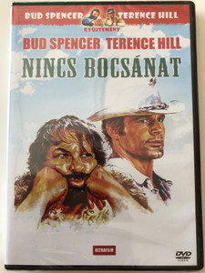 Dio perdona... io no! DVD 1967 Nincs bocsánat (God Forgives... I Don't) / Directed by Giuseppe Colizzi/ Starring: Terence Hill, Frank Wolff, Bud Spencer, Gina Rovere, Jose Manuel Martin (5999882817712)