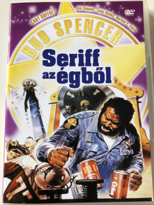 Seriff az égből DVD 1979 (Uno sceriffo extraterrestre - poco extra e molto terrestre) / The Sheriff and the Satellite Kid / Audio: Hungarian Only / Főszerepben: Bud Spencer and Cary Guffey / Rendező: Michele Lupo (5999545581134)