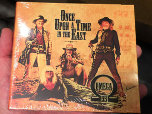 Omega - 55 - Once Upon a Time in the East / Once Upon a Time in the Western 2CD / Volt egyszer egy Vadkelet / OMEGA & 100 FOLK CELSIUS / Kiadó: HUNNIA RECORDS KFT. 2017. december 20. (5999883043943)