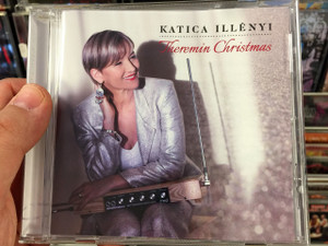 Illényi Katica - Theremin Christmas CD / Trimedio Music Kft., 2016 (5999887248177)
