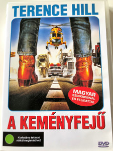 A keményfejű DVD 1987 (Renegade) / They Call Me Renegade / Audio: Hungarian and English / Subtitle: Hungarian / Starring: Terence Hill, Robert Vaughn, Norman Bowler and Ross Hill / Directed by: E.B. Clucher (5999544560635)