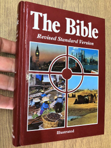 English Bible: Revised Standard Version RSV / Illustrated by Horace Knowles / RS53P (9780564001019)