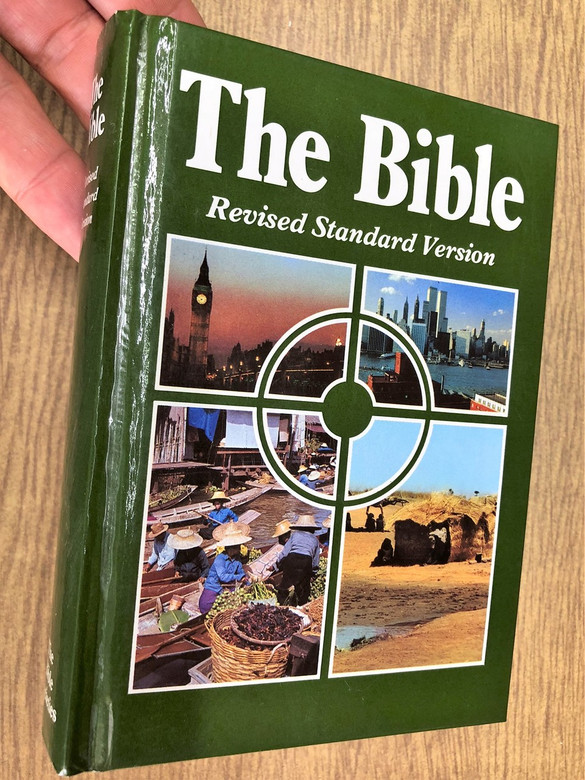 English Bible: Revised Standard Version RSV / RS43 / The Holy Bible containing the Old and New Testaments (9780564000913)
