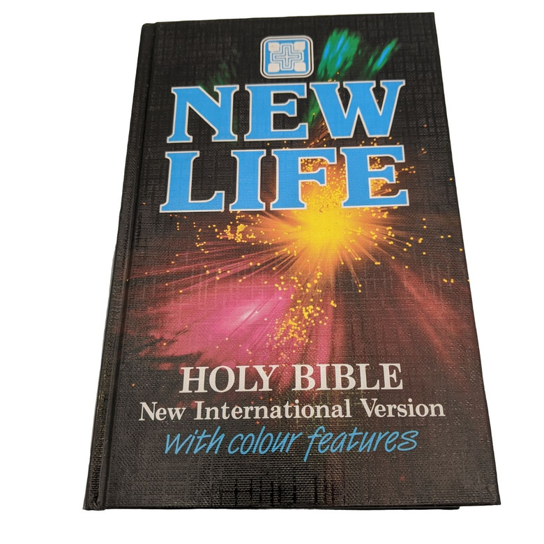 Bible: New International Version / New Life Bible with colour features / NIV043PCHY / 1984 NIV Text Edition (9780564059935)
