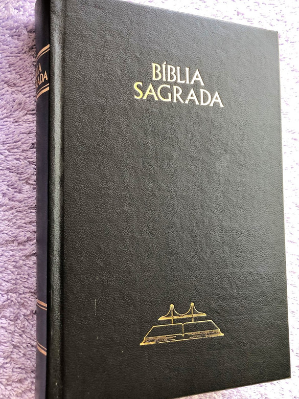 European Portuguese Bible / A Biblia Sagrada em Português Portugal / DN53 S.B.P. (9789729085048)